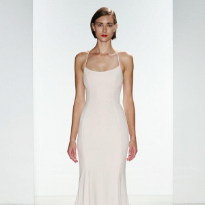 Audrey Racer Back Bridal Gown