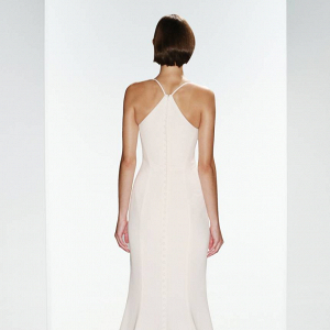 Audrey Racer Back Wedding Dress