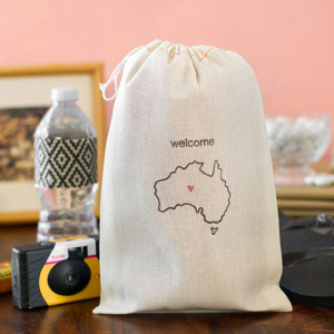 Australia Welcome Bag