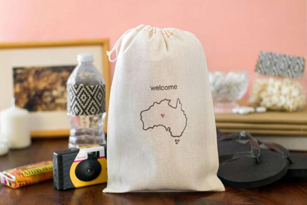 Australia Welcome Bag