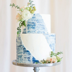 Coastal Moroccan Inspired Cake