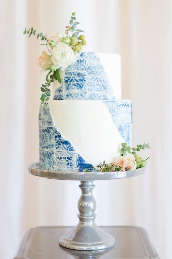Coastal Moroccan Inspired Cake