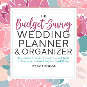 Budget Wedding Planner Book