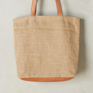 Cabas Tote Bag Back