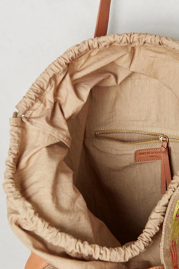 Cabas Tote Bag Inner