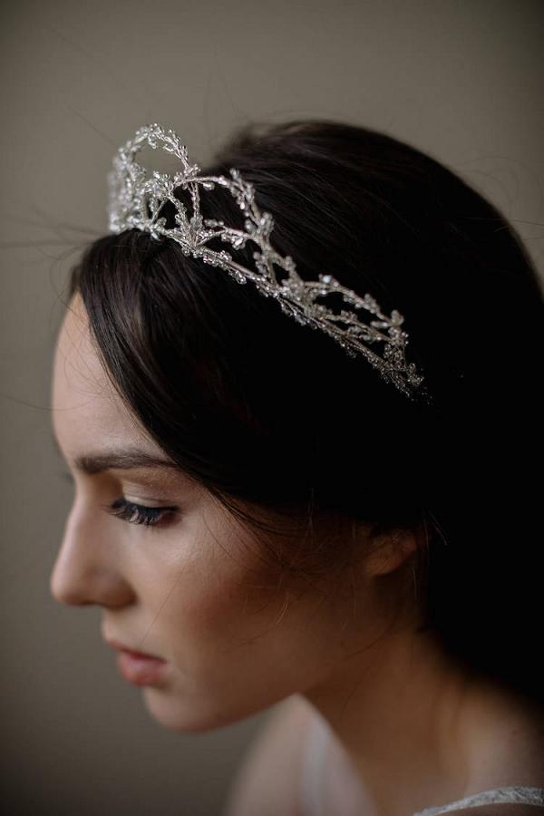Crystal Beaded Crown