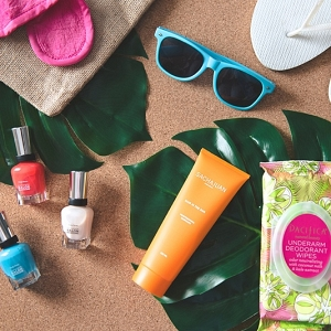Caribbean honeymoon beauty must haves