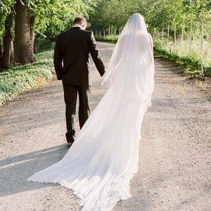 Long Cathedral Soft Tulle Veil