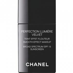 Chanel Perfection Velvet Lumiere Makeup