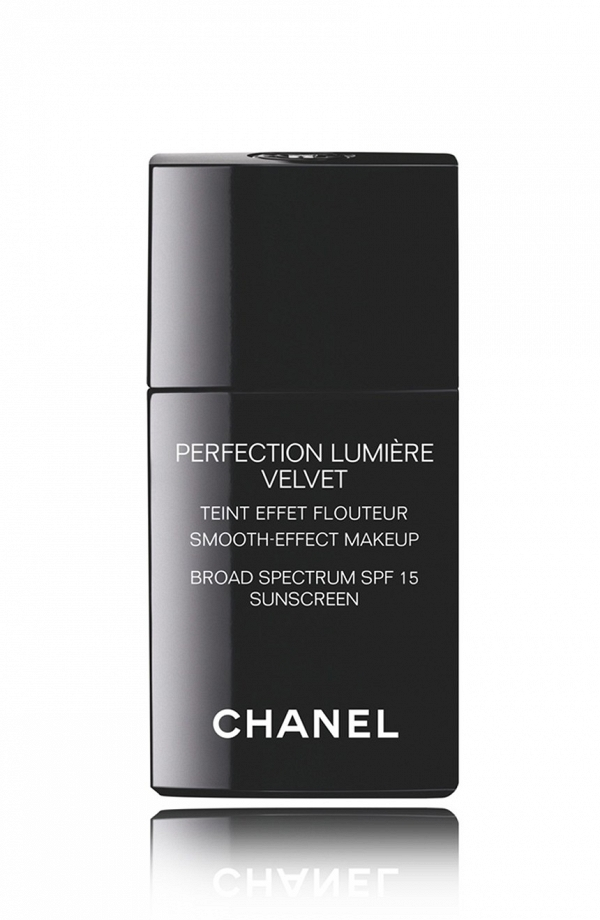 Chanel Perfection Velvet Lumiere Makeup