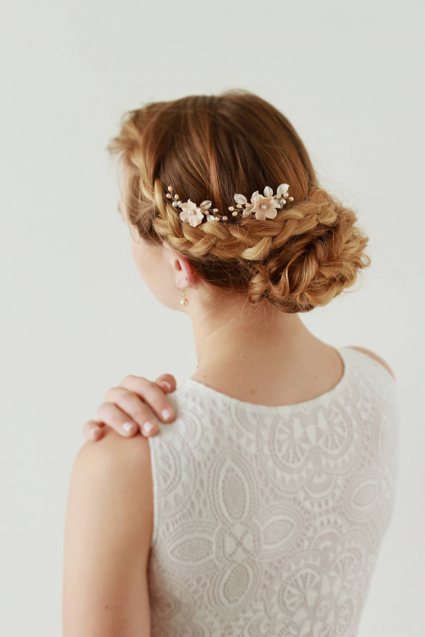 Cherie Bridal Headpiece