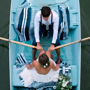 Boho Nautical Wedding Ideas