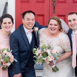 Chinese Fusion Virginia Wedding