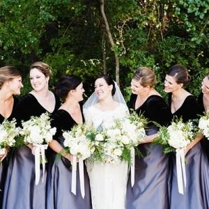 Unique bridesmaid dresses