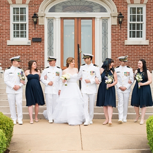 Military Wedding in Hampton Roads Virginia