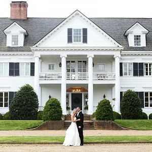Virginia wedding couple