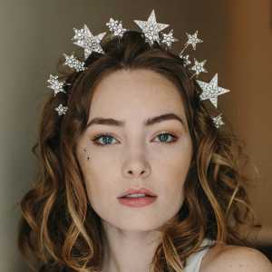 Starburst Wedding Tiara