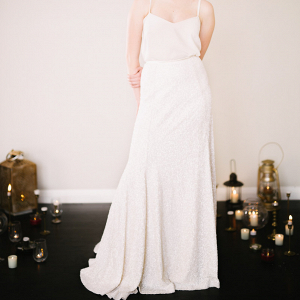 Dionne Wedding Dress Separates