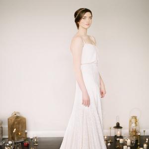Dionne Sequin Wedding Tank