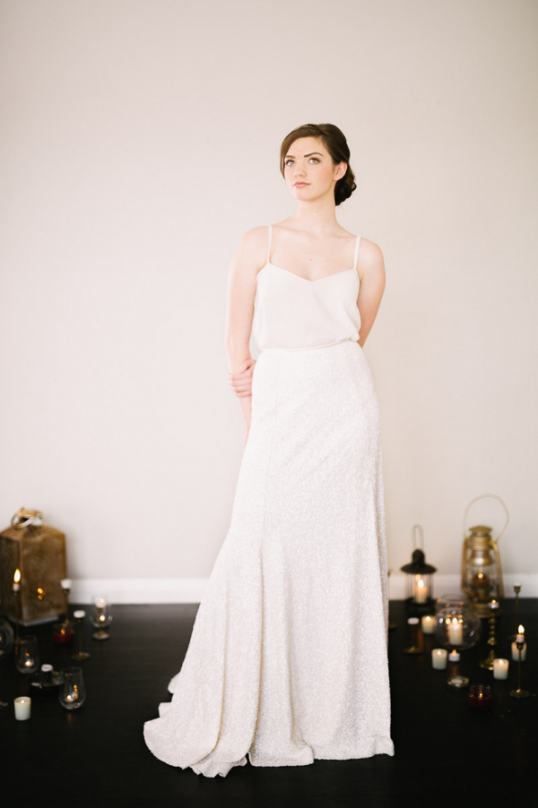 Dionne Wedding Dress Separates