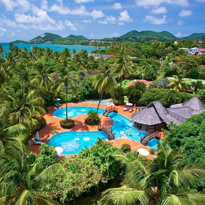 Sandals Resorts Halcyon Beach