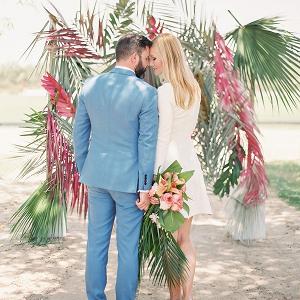 Dubai Beach Wedding