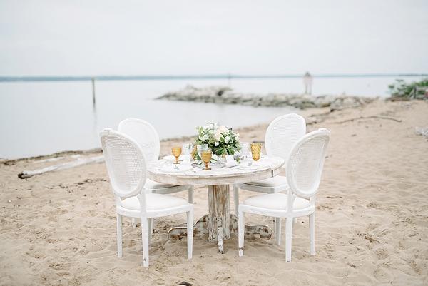 Coastal vintage furniture