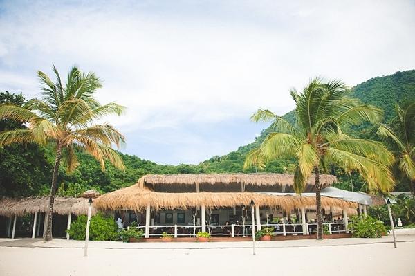 Saint Lucia beach