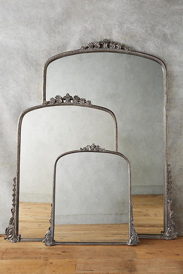 Gleaming Primrose Silver Mirrors
