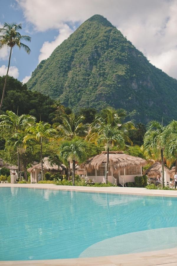 Grand Piton in Saint Lucia