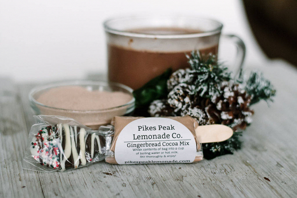 Hot Chocolate Spoon Favors
