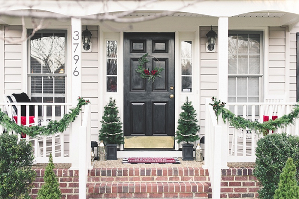 Christmas Porch Style