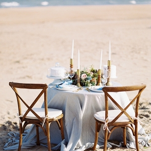 coastal Virginia elopement inspiration on Tidewater & Tulle