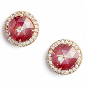 Kate Spade Red Stud Earrings