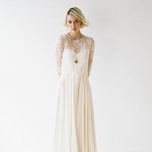 Romantic Lace Bridal Separates
