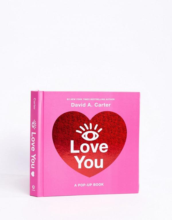I Love You Pop Up Book
