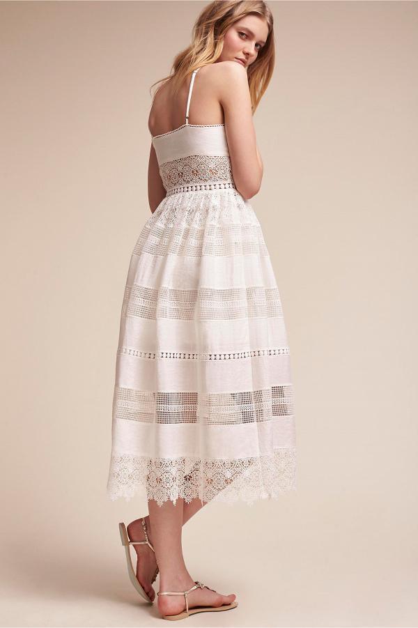 Marigny Dress Back