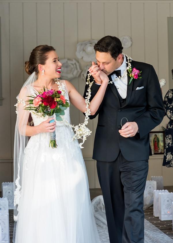 Mexican Inspired Virginia Wedding