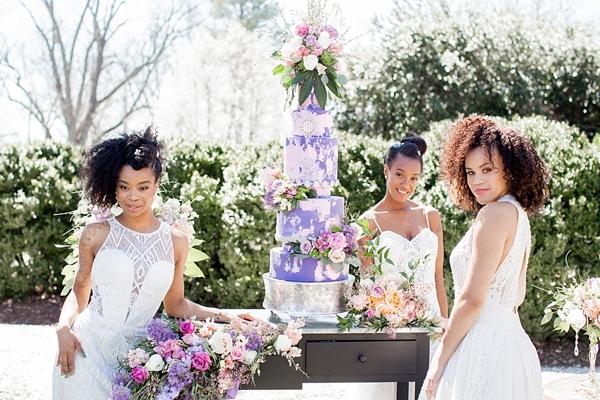 Garden Glam Wedding Inspiration