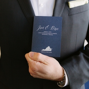 LGBT Wedding Program booklet