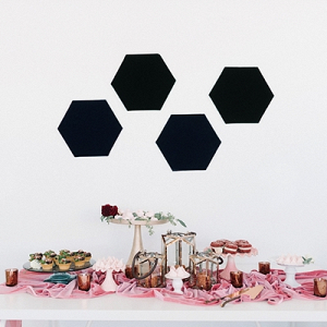 Modern Dessert Table