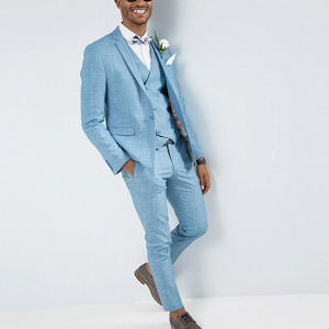 Summer 3 Piece Groom's suit