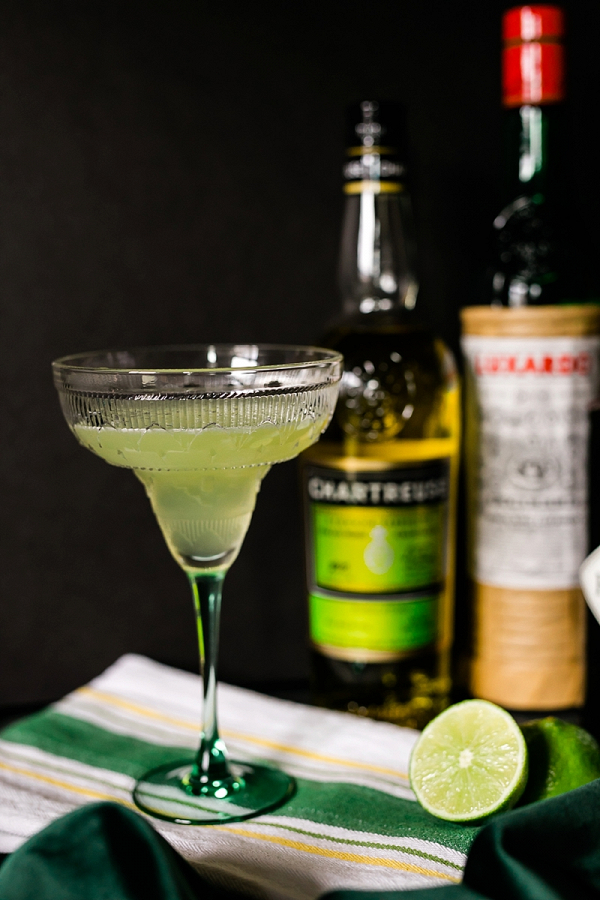 Naturally Green St Patricks Day Cocktail