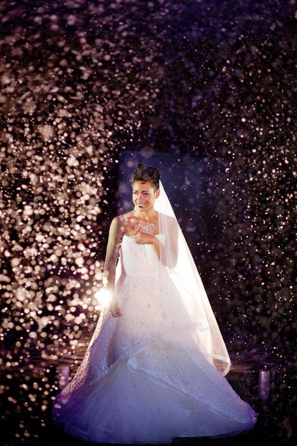 Tips for wedding light