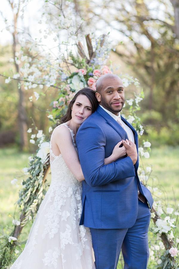 Prairie Inspired Wedding