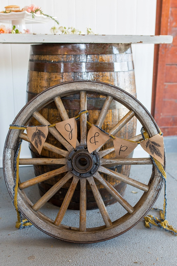 Wagon Wheel Decor