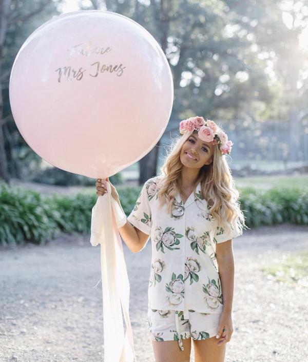 Protea Bridal PJs