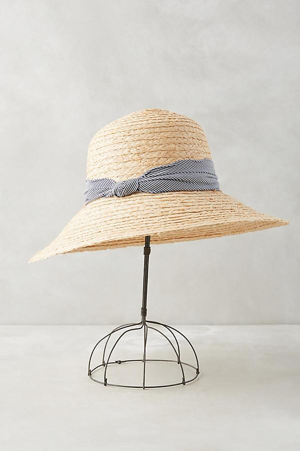 Raffia Francis Hat