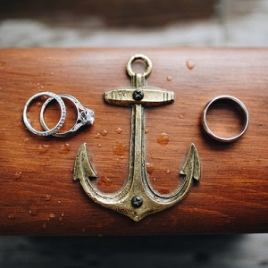 Rings around an anchor
