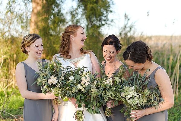 Casual Elegant Suffolk Virginia Wedding